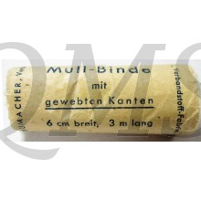 "WH ""BARDELLA"" Wund und Brandbinde (WH BARDELLA first aid for wound and/or burn)"