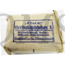 """WH """"HELCA"""" verbandpackchen (WH """"HELCA"""" first aid bandage)"""