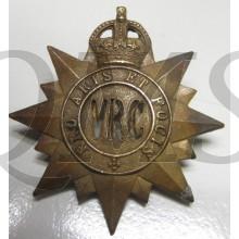 Cap badge Victoria Rifles of Canada