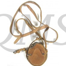 British Army Officer's compass pouch and shoulder strap designed to fit the Prismatic compass.