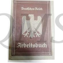 Arbeitsbuch  1e model nr 80 / 15577