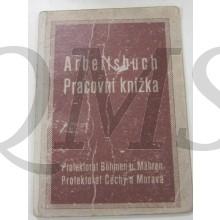 Arbeitsbuch Protectorat Böhmen Und Mähren
