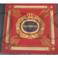 Uniformen Der Alten Armee. Published by Waldorf-Astoria Zigarettenfabrik, Munchen.