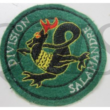 View larger Division Salamandre (French) Multi-National Division Incl Foreign Legion Woven Balkan War