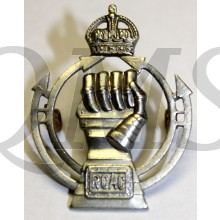 Cap badge RCAC Royal Canadian Armoured Corps WW2