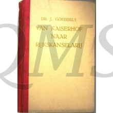 Van Kaiserhof naar Rijkskanselarij. Een historische uiteenzetting in dagboekbladen