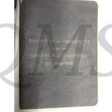 Reglemeneten voorschriften voor den asprirant Milicien Korporaal der Infanterie