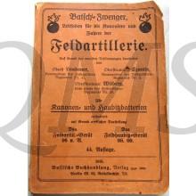 Leitfaden fur die Kannonierr und Fahrer der Feldartillerie 1915