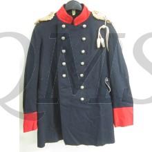Uniformjas der schutterij 1909 (Jacket Citizen Militia 1909)