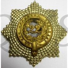 cap badge The Cheshire Regimen