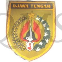 Badge Kwarda Central Java