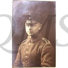 Studio portret german NCO 16 Inf reg  1915