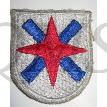 Mouw embleem 14th Corps (Sleeve patch 14th Corps)