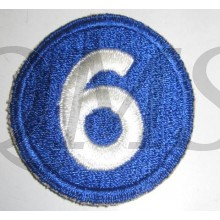 Us Army (6) VI Corps Patch