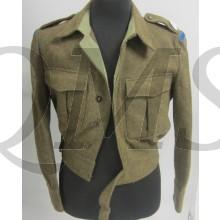 Battle dress met broek OOF Huzaren van Boreel