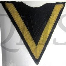 Armelwinkel Matrosengefreiter colanie jacke (Sleeve rank Seaman apprentice colani jacket)