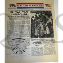 De Vliegende Hollander no 38 de val van Cherbourg