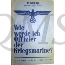 Wie werde ich Offizier der Kriegsmarine?