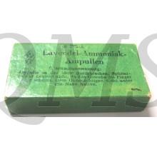 Dose Lavendel Ammoniak ampullen