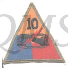 Sleevebadge 10th Armoured Division