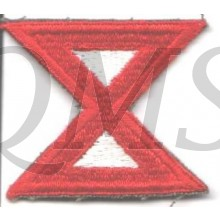 Sleeve patch 10th Army