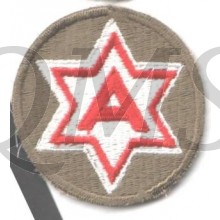 Sleeve patch 6th Army