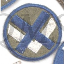 Sleevepatch 15th Corps