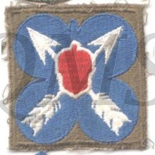 Sleevepatch 21st Corps