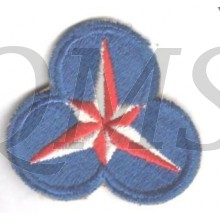Sleeve patch 36th Corps