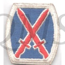 Sleeve patch 10th Mountain Division
