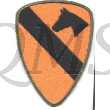 Sleeve patch 1st cavalry Division