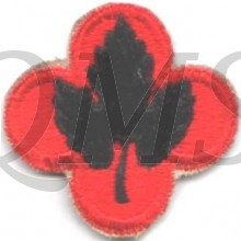 Sleeve patch 43th Infantry Division