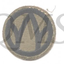 Sleeve patch 89th Infantry Division