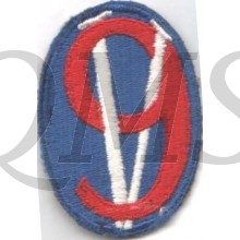 Sleeve patch 95th Infantry Division