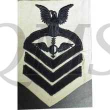 Shoulder insignia Chief Petty Officer meteorology