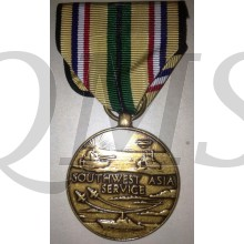 US Army South West Asia service medal