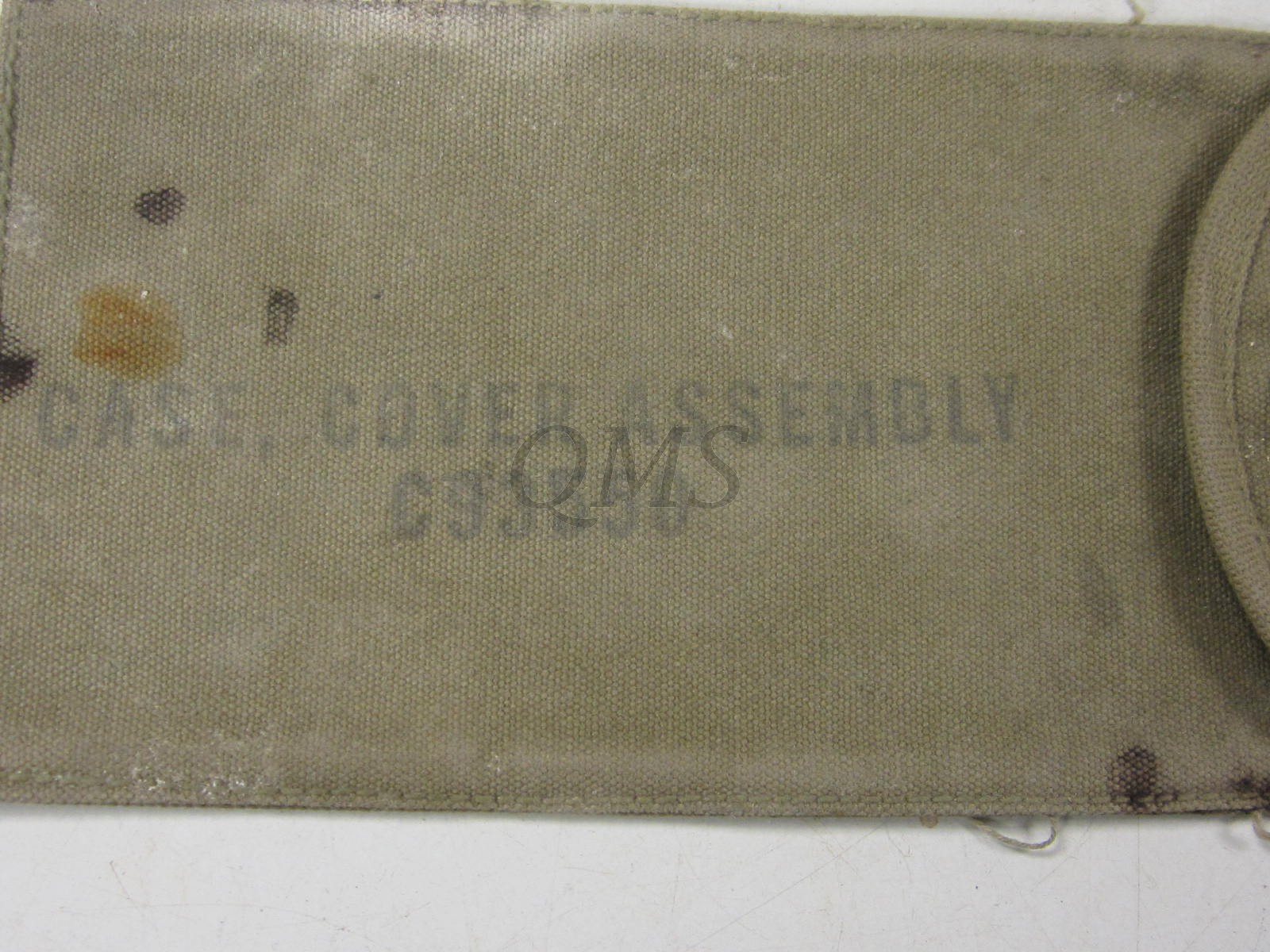 US Army Case cover assembly C93550