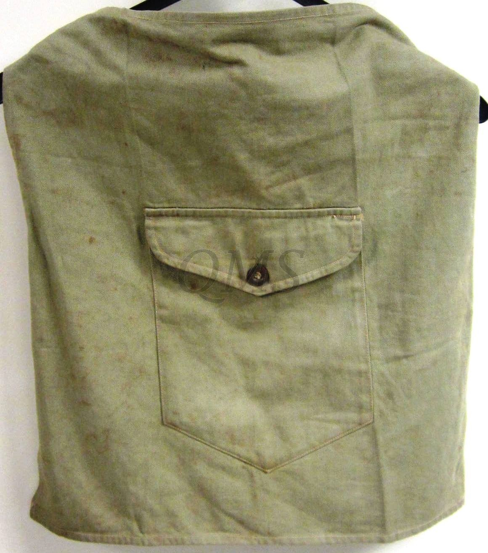 Battledress jacket with kilt/cover and glengarry Staff ...