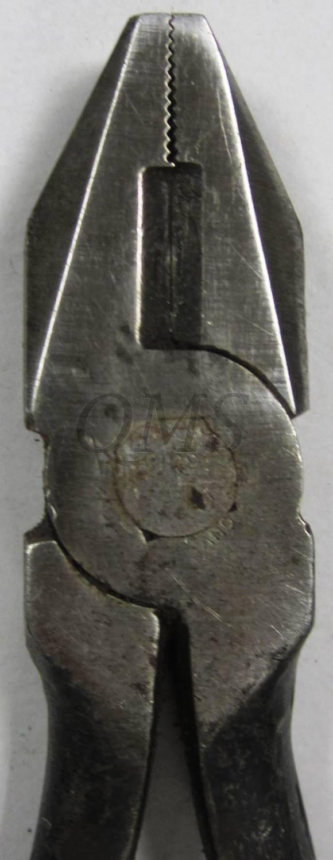 Ww2 Cs 34 Lineman S Tool Pouch With Original Pliers