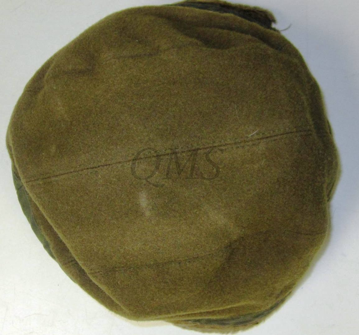 Us Army 1950s Korea Era Field Cap Pile Cold Weather Hat