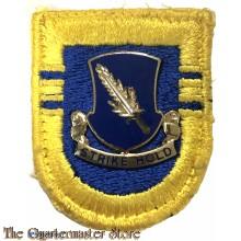 Beret flash 504rd Parachute Infantry Regiment,  2nd Bat