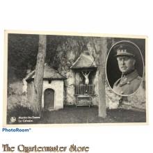 Postcard 1914-18 Marcge-les-Dames Le Calvaire