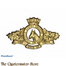 Collar badge Princess Louise's Dragoon Guards, 1st Canadian Infantry Division