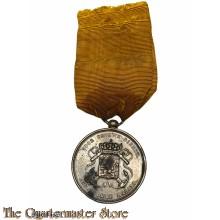 Medaille voor Langdurige Trouwe Dienst (Marine)  in brons 12 jaar (37 mm)