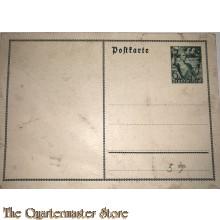 Postkarte zum 30 januar
