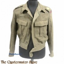 Battle Dress met broek Regiment Veldartillerie Prins Maurits 1950-1952