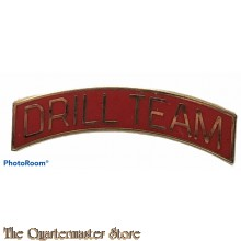 US Army Metal title Drill Team