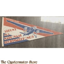 KLM Vaantje uit 1934 - Steunt het Nationaal Luchtvaartfonds
