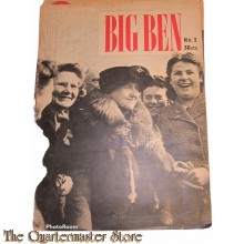 Tijdschrift/Magazine 1945 Big Ben no 2