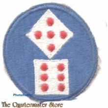 Mouwembleem 11th Corps (Sleeve patch 11th Corps)